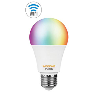 WIFI RGB INTELLIGENT DIMMABLE BULBS